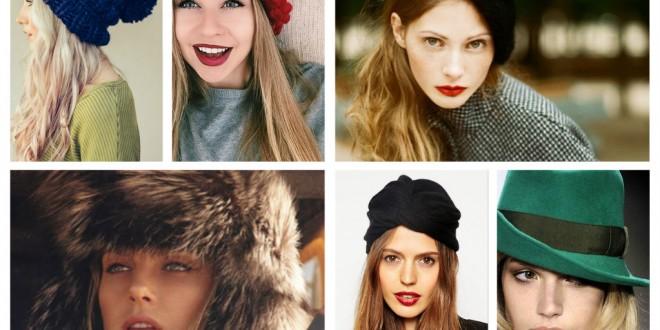 Модные шапки осень зима 2016-2017