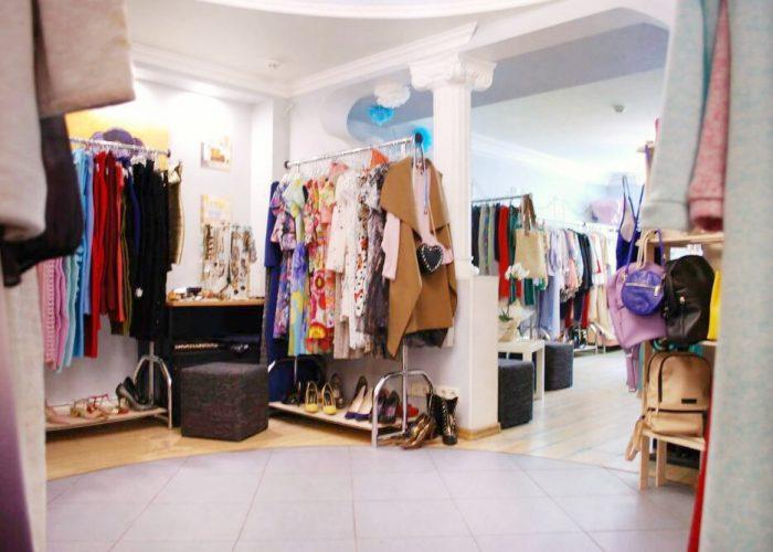 Шоурум женской одежды Сарафан SARAPHAN