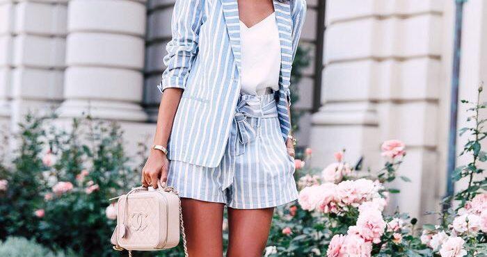 Как стильно одеться в жару?