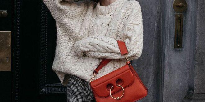 Как сочетать сумку по цвету с одеждой?😻