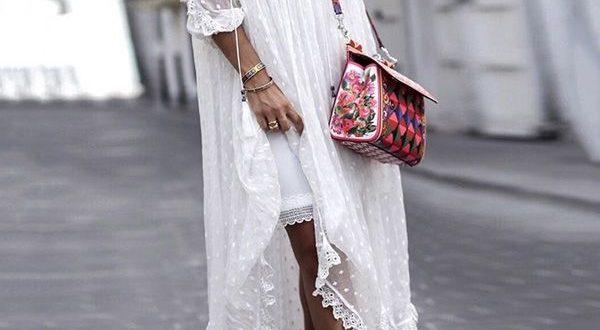 Модные платья весна-лето 2019??