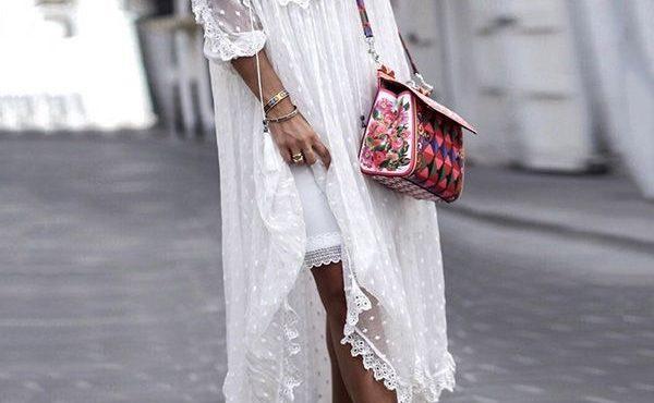 Модные платья весна-лето 2019👗😍