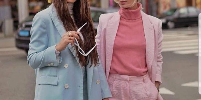 Модные костюмы 2019