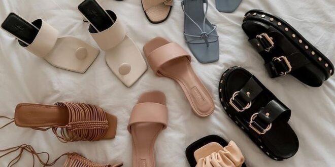 Тренды обуви лето 2021👡